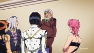 JoJo's Bizarre Adventure Golden Wind Episode 18 0510