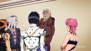 JoJo's Bizarre Adventure Golden Wind Episode 18 0508