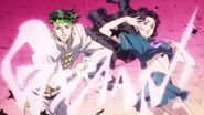 JoJo's Bizarre Adventure Diamond is Unbreakable Episode 27 0082