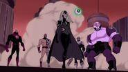 Justice League vs the Fatal Five 2162