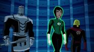 Justice League vs the Fatal Five 2728