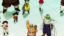 Goku Returns to the other world (66)