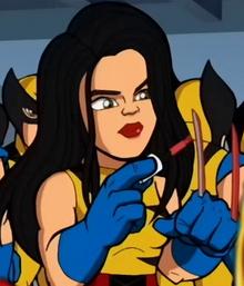 The Super Hero Squad Show- X-23