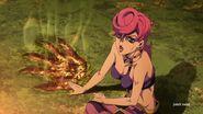 JoJo's Bizarre Adventure Golden Wind Episode 16 1007