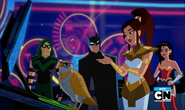 Justice League Action Women (1324)