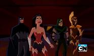 Justice League Action Women (1511)