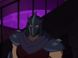Oroku Saki(The Shredder) (Batman vs. Teenage Mutant Ninja Turtles)