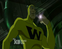 Whizzer (Earth-12041)
