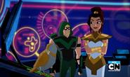 Justice League Action Women (1332)