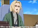 Princess Tsunade Senju(Genjutsu World)