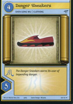 TCG - Danger Sneakers