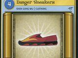 Danger Sneakers