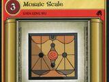 Mosaic Scale