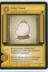 TCG - Polar Paws