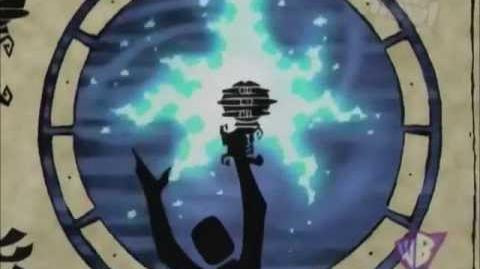 Shen Gong Wu - Shard of Lightning