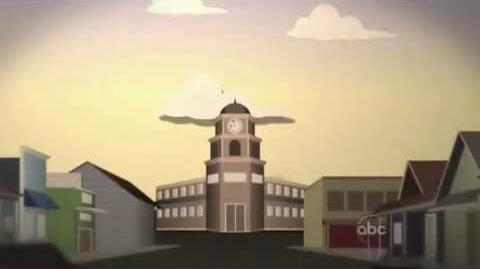 """The Fight for Storybrooke"" - Animated Promo"