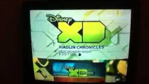 Xiaolin Chronicles Disney XD Trailer