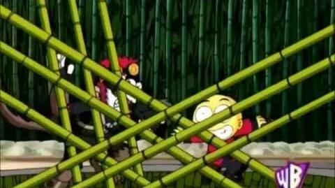 Xiaolin Showdown - Battle of the Monkey Bars