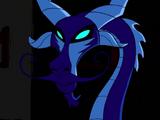 Sapphire Dragon