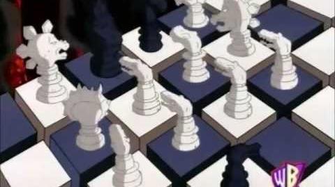 Xiaolin Showdown - Jurassic Chess