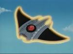 Silver Manta Ray 1