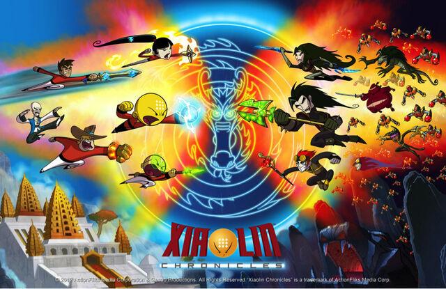File:Xiaolin Chronicles Teaser Poster 1.jpg
