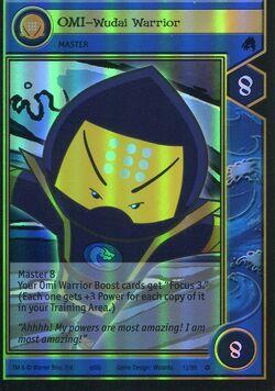 TCG - OMI-Wudai Warrior