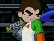 Raimundo with sword