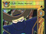 Clay - Wudai Warrior