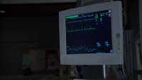 1x22 Hospital monitor