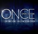 Storybrooke Has Frozen Over