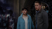 5x06 Mary Margaret David message