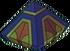 Indigo Pyramid