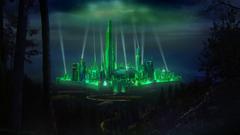 3x16 Emerald City