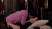 2x09 Mary Margaret David kiss