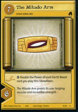 TCG - The Mikado Arm