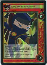 Kimiko - Wudai Warrior