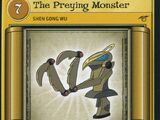 The Preying Monster