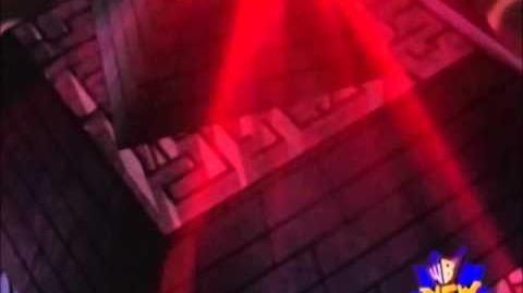 Xiaolin Showdown Tsunami - Pyramid Maze