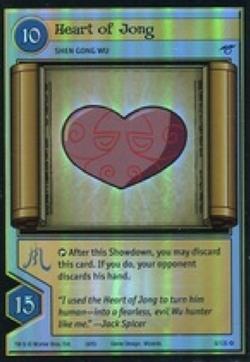 TCG - Heart of Jong