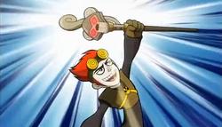 Monkey Spear!