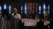 4x14 Queens of Darkness castle