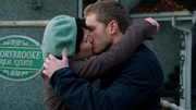 1x10 David Mary Margaret kiss