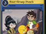 Four-Grasp Punch