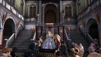 Zamek króla Xaviera