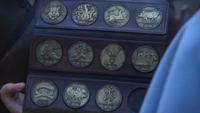 5x13 Medals