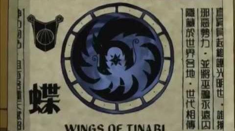 Shen Gong Wu - Wings of Tinabi