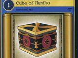 Cube of Haniku