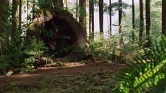 1x03 Snow White hideout