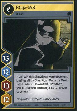 TCG - Ninja-Bot